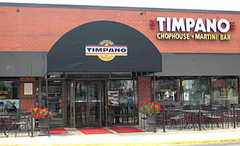 Timpano Chophouse - Restaurant - 22 E Chicago Ave # 101, Naperville, IL, United States