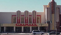 cinemark at seven bridges movie theater wedding venues