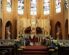 Ceremony at Sts. Peter and Paul Church - Ceremony - 36 N Ellsworth Ave, Naperville, IL, 60565, USA
