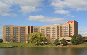 The Hilton - Reception Sites, Hotels/Accommodations - 3003 Corporate W Dr, Lisle, IL, 60532