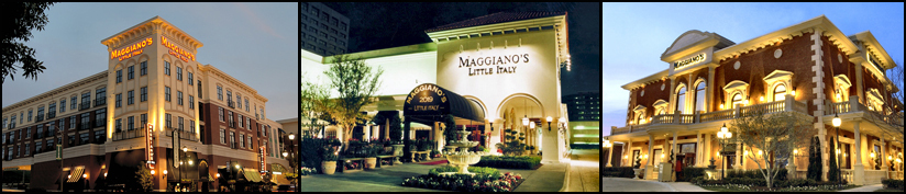 Maggiano's Little Italy - Restaurants, Reception Sites, Rehearsal Lunch/Dinner, Ceremony Sites - 1847 Freedom Drive, Naperville, IL, United States