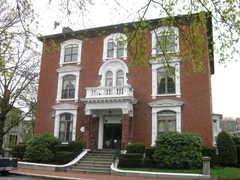 The Nathaniel Silsbee House - Ceremony - 94 Washington Square East, Salem, MA, 01970, US