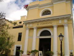 Hotel El Convento - Ceremony/Reception - 100 Cristo Street, San Juan, PR, 00901