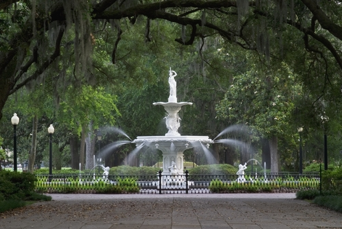 Forsyth Park - Ceremony Sites, Reception Sites - Savannah, GA, United States