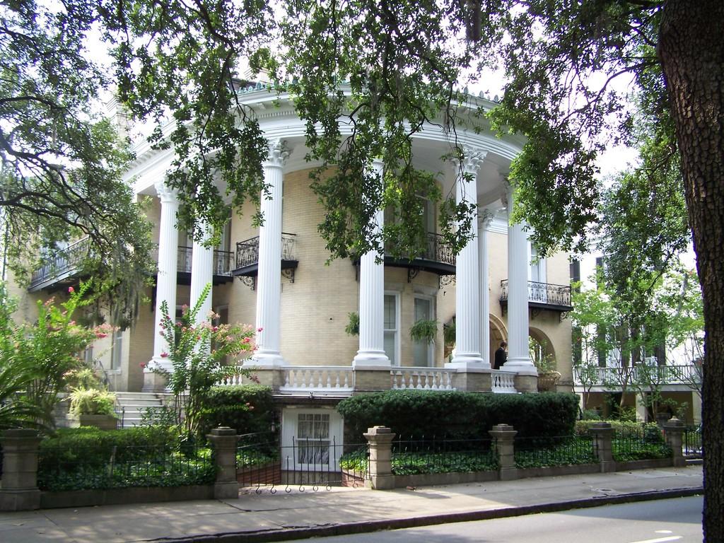 Metts' Mansion - Reception Sites - 513 Whitaker St, Savannah, GA, US
