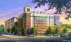 Holiday Inn Express-Historic District - Hotel - 165 E Bay St, Savannah, GA, 31401, US