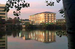 Oxford Suites Downtown Spokane - Hotels/Accommodations - 115 W North River Dr, Spokane County, WA, 99201