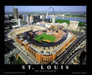 Busch Stadium - Reception Sites - 250 Stadium Plaza, St Louis, MO, 63102, US