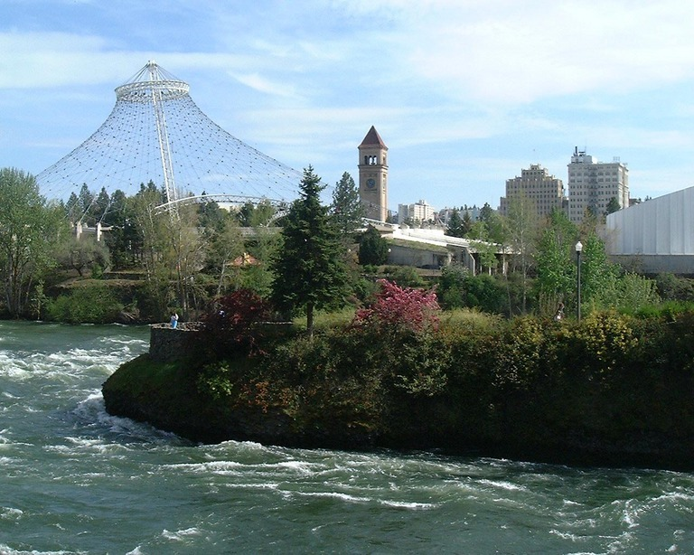 Spokane (WA) United States  city photos : ... , Parks/Recreation 507 N Howard St, Spokane, WA, United States