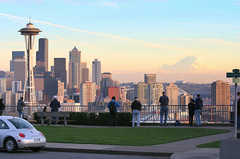 Kerry Park - Ceremony - 299 W Highland Dr, Seattle, WA, United States