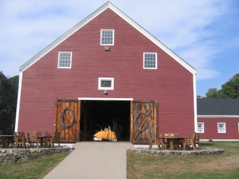 Brooksby Farms: Smith Barn - Reception Sites - 38 Felton St, Peabody, MA, 01960, US