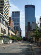 Nicollet Mall district - Attraction - Nicollet Mall, Minneapolis, MN, US
