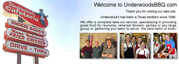 Underwood's Cafeteria - Restaurants - 404 W Commerce St, Brownwood, TX, United States