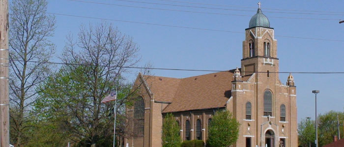 St. John The Evangelist - Ceremony Sites - 9400 Indianapolis Blvd, St John, IN, 46373