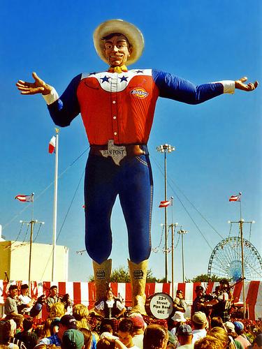 Texas State Fair - Attractions/Entertainment - Fair Park, Dallas, TX, Dallas, TX, US