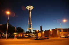 Space Needle - Sights - Space Needle