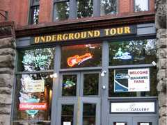 Underground Tour - Sights - 608 1st Ave # 200, Seattle, WA, United States