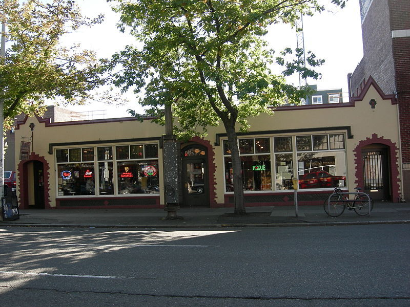 Two Bells Tavern - Bars/Nightife, Restaurants - 2313 4th Avenue, Seattle, WA, United States