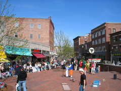 Harvard Square - Attraction - 0 Harvard Square, Cambridge, MA, US