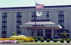 Hampton Inn Evansville - Hotel - 8000 Eagle Crest Blvd., Evansville, Indiana, 47715, USA