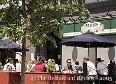 Parish Cafe - Restaurants, Bars/Nightife - 361 Boylston St, Boston, MA, 02116, US