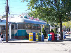 Deluxe Town Diner - Restaurant - 627 Mount Auburn St, Watertown, MA, United States