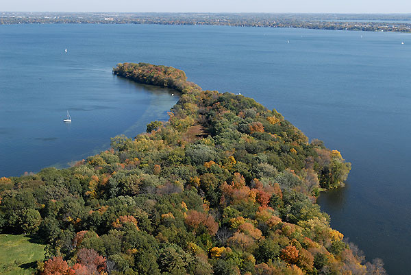 Picnic Point - Attractions/Entertainment, Parks/Recreation - Union Bay Dr, Madison, WI, 53706, US