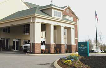 Homewood Suites Hilton - Hotels/Accommodations - 5107 Peter Taylor Park, Brentwood, TN, United States