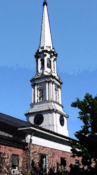 First Unitarian Church Of Worcester - Ceremony Sites - 90 Main St, Worcester, MA, 01608, US