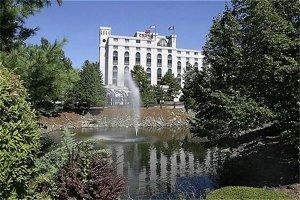 Crowne Plaza - Hotels/Accommodations, Reception Sites - 2 Somerset Pkwy, Nashua, NH, 03063
