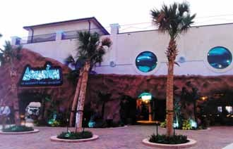 Aquarium - Restaurants - 11 Kemah Waterfront St, Kemah, TX, United States