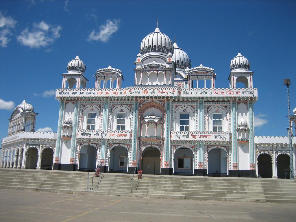 Nanaksar Gurdwara - Ceremony Sites - 1410 Horsehills Rd NW, Edmonton, AB, T5Y, CA