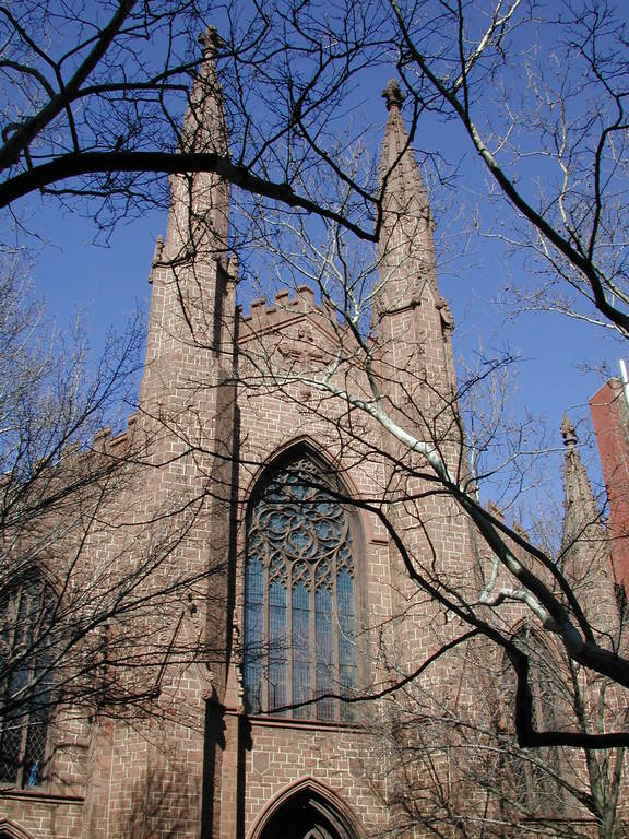 First Unitarian Church - Ceremony Sites - 50 Monroe Pl, Brooklyn, NY, 11201