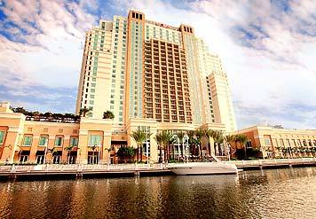 Tampa Marriott Waterside Hotel & Marina - Hotels/Accommodations, Reception Sites, Attractions/Entertainment - 700 S Florida Ave, Tampa, FL, United States