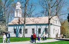 Historic Allaire Chapel - Ceremony - 4265 Atlantic Ave, Farmingdale, NJ, 07727, US