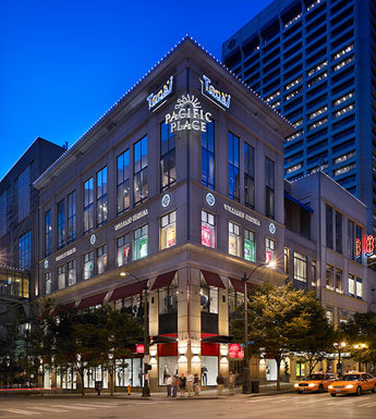 Pacific Place Shopping Center - Attractions/Entertainment, Shopping - 600 Pine St # 228, Seattle, WA, United States