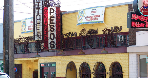 Peso's Kitchen & Lounge - Restaurants - 605 Queen Anne Avenue North, Seattle, WA, United States