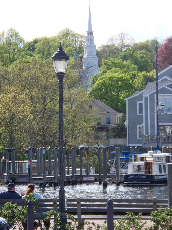 Mystic Town - Attractions/Entertainment, Shopping - Mystic Seaport, Groton, CT, Groton, CT, US