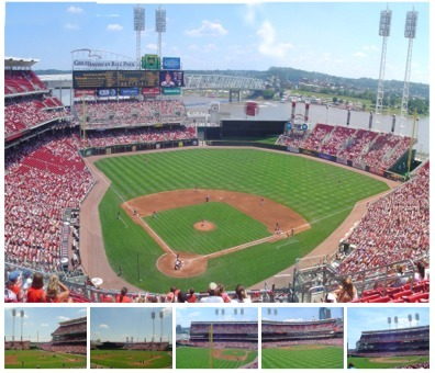 Great American Ball Park - Attractions/Entertainment - 100 Main St, Cincinnati, OH, United States