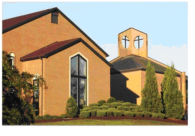 Saint Therese Catholic Church - Ceremony Sites - 217 Brawley School Rd, Mooresville, NC, 28117, US