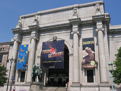 American Museum Of Natural History - Attractions/Entertainment - Central Park West and 79 St, New York, NY, United States