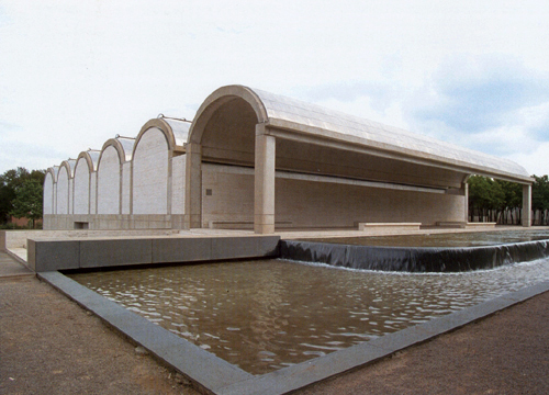 Kimbell Art Museum - Attractions/Entertainment - 3333 Camp Bowie Blvd, Fort Worth, TX, United States