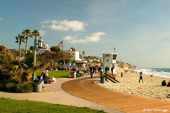 Main Beach Park - Beaches, Attractions/Entertainment - Laguna Beach, California, United States