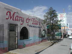 Mary &amp; Tito's - Restaurant - 2711 4th St NW, Albuquerque, NM, 87107, US