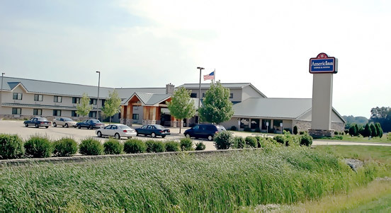 Americinn - Hotels/Accommodations - 1610 SE Oralabor Road, Ankeny, IA, United States