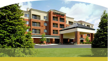 Courtyard Marriott - Hotels/Accommodations - 4047 Bridgewater Pkwy, Stow, OH, 44224