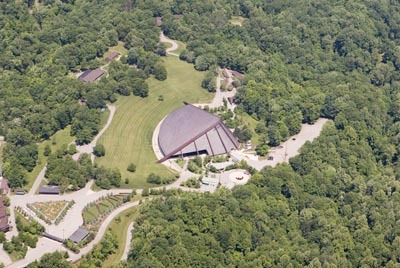Blossom Music Center - Attractions/Entertainment - 1145 W Steels Corners Rd, Cuyahoga Falls, OH, United States