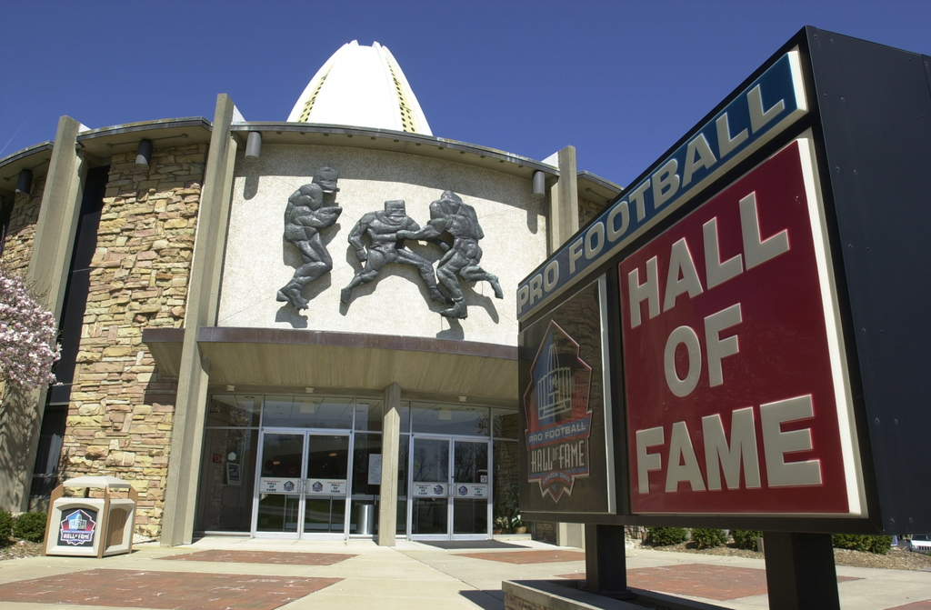 Pro Football Hall Of Fame - Attractions/Entertainment, Ceremony &amp; Reception - 2121 George Halas Dr NW, Canton, OH, United States