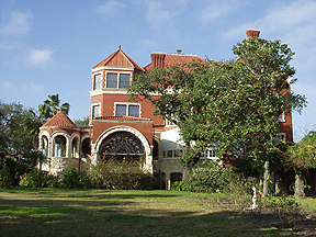 Moody Mansion Museum - Attractions/Entertainment, Ceremony Sites, Reception Sites, Ceremony & Reception - 2618 Broadway St, Galveston, TX, United States