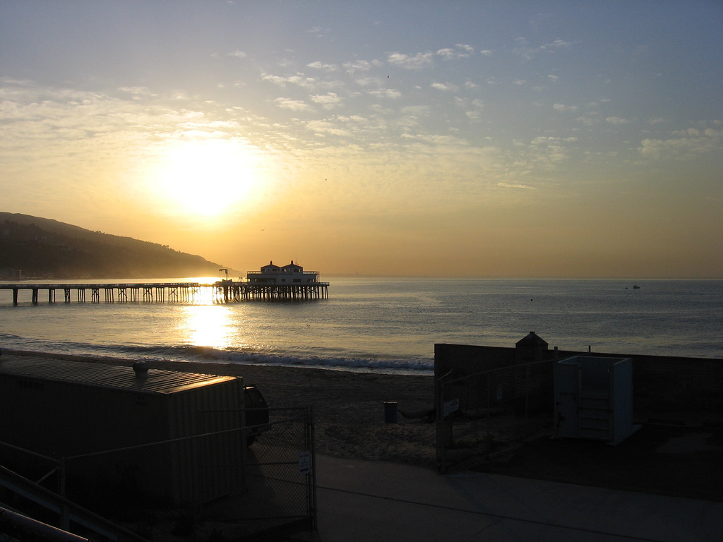 Malibu Pier - Surfrider Beach - Attractions/Entertainment - 23200 Pacific Coast Highway, Malibu, CA, United States